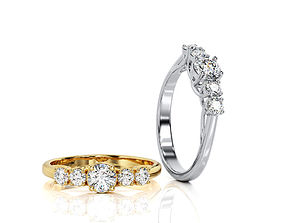 3D print model Engagement R E 0001