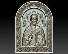 3D Saint Nicholas
