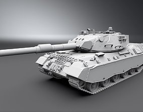 toy Leopard 1 A5 Scale model