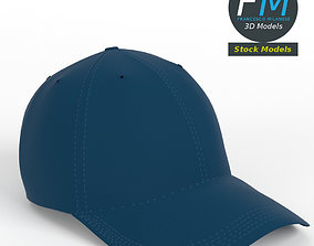 3D PBR Baseball hat