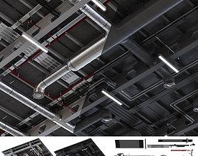 3D Ventilation System