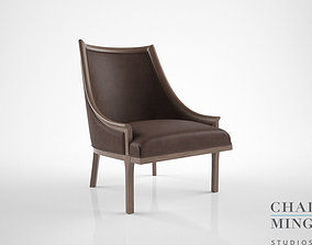 3D Chai Ming Studios Juno lounge chair