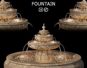 Fountain 20 3D