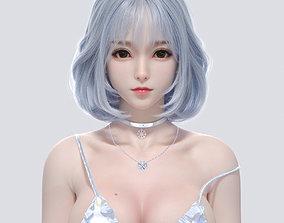 korean 3D model FROST