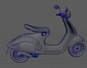 Vespa 946 Emporio Armani 3D model