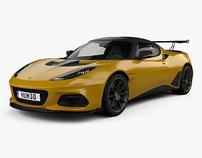 3D Lotus Evora GT 430 2018