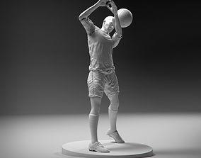 Footballer headstrike stl 3D print model