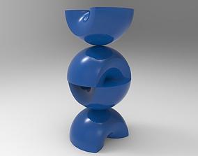 art house 3D sculpture