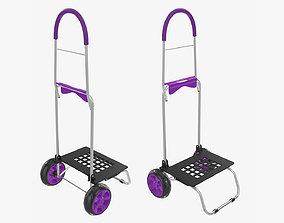 3D model Utility foldable cart