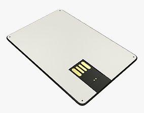 Flash drive USB 05 3D