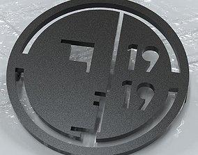 bauhaus Bauhaus 1919 pendant 3D printable model