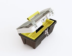 Tool box 02 3D model
