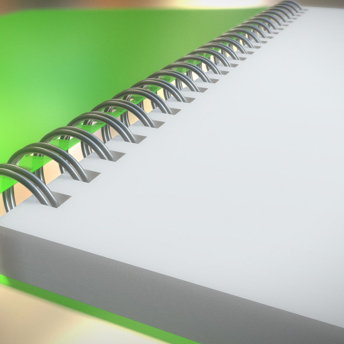 Notepads Animated