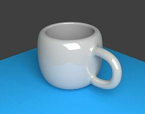 cup 3D printable model Coffee Cup