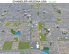 3D asset game-ready Chandler Arizona USA 25km