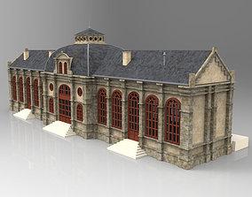 Nordstadt Station 3D