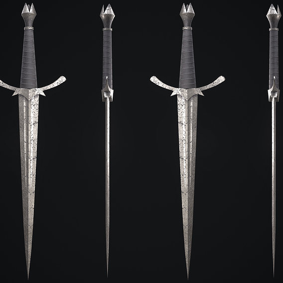 Morgul knife from The Lord of The Rings Movie