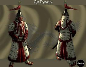Imperial Guard Qin-Dynasty 3D model