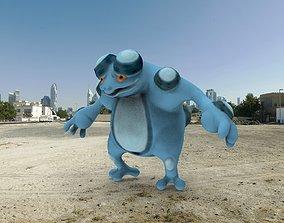 Pokemon Sesmitoad 3D model