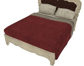 3D asset Bedcloth 09