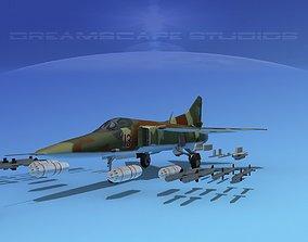 3D Mig-27 Flogger V10 Ukraine