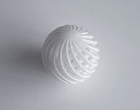 3D printable model Wire Sphere