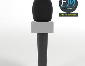 News microphone 2 3D