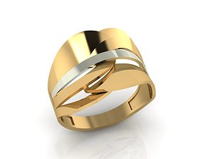 ring stone F 429 3D printable model