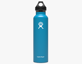 3D model Hydro Flask 24oz Water Bottle