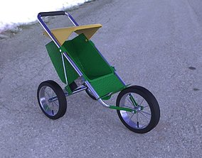 3D Stroller 2