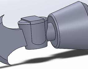 3D printable model Comic Book Stormbreaker Hammer Head