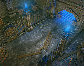 IG Dungeon vol 2 3D asset