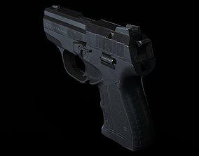 Stalker m-906 3D asset