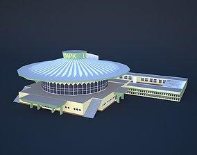 3D model realtime BISHKEK-STATE-CIRCUS