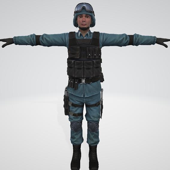 Character swat