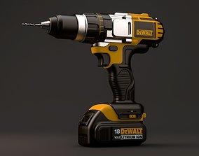 3D Cordless Drill - Screw Gun Cordless