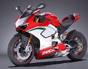 Ducati Panigale Speciale V4 2018 3D model