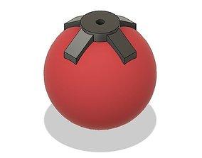 3D print model Hexplosives Expert Ziggs Bomb