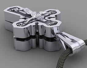 3D printable model Cross BOX