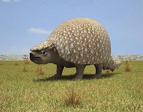3D model Glyptodon Glyptodon