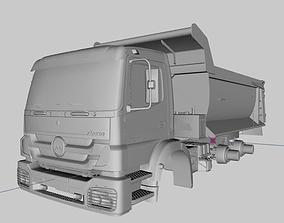 truck mercedes bens 3131 3D model