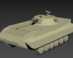 3D model VR / AR ready BMP-2