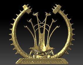 3D printable model Throne 02-MK11