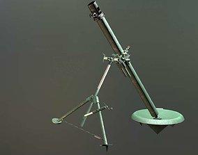 2B14 Podnos mortar 3D model
