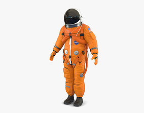 Space Suit NASA ACES 3D