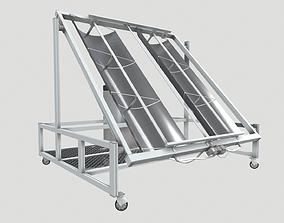 3D solar collector 8