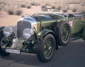 Bentley 4-5 blower 1929 desertstudio 3D