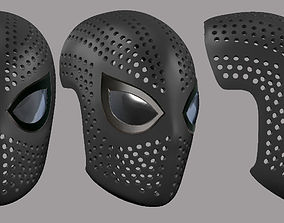 3D printable model Spider Man Mask