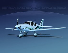 Cessna 400 TTx V11 3D animated