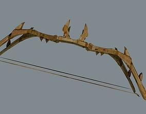 3D model War Bow